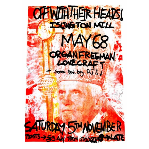 Off With Their Heads Poster